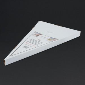 Manga pastelera Schneider un solo uso blanca (Paquete 100). 100 ud. gt125