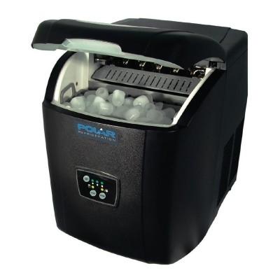 Maquina de hielo sobre mostrador produccion 10kg al dia Polar t315