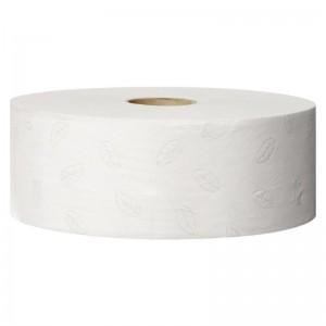 Rollo papel higienico Tork Jumbo blanco 2 capas. 6 ud. cl127