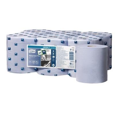 Rollo toalla mano mecha Tork azul 157m (Juego 6). 6 ud. cl129