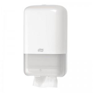 Dispensador de papel de lavabo Tork y037