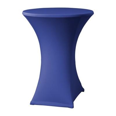 Funda extensible para mesa Samba D2 azul dk578