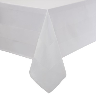 Mantel Mitre Luxury Satinband blanco 1370 x 2280mm gw421