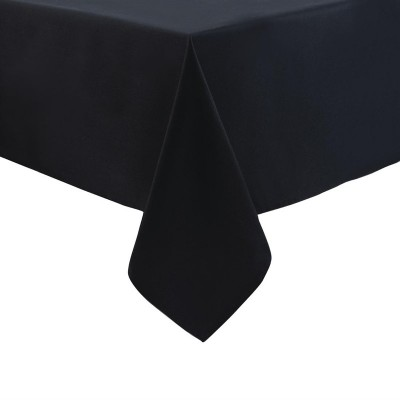Mantel negro Mitre Essentials Occasions 900 x 900mm hb562
