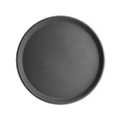 Bandeja antideslizante redonda 356mm Kristallon c557