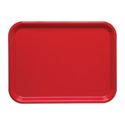 Bandeja Roltex Nordic 360x280mm rojo cereza dr871