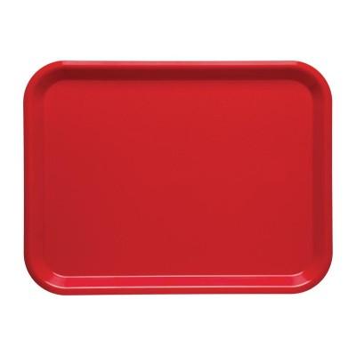 Bandeja Roltex Nordic 430x330 rojo cereza dr876