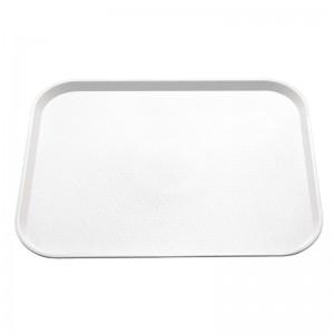 Bandeja Fast Food blanco 345 x 265mm Kristallon gf995