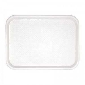 Bandeja Fast Food blanco 415 x 305mm Kristallon gf996