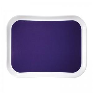 Bandeja Cambro Versa Lite Fun color morado – 430x330mm gh238