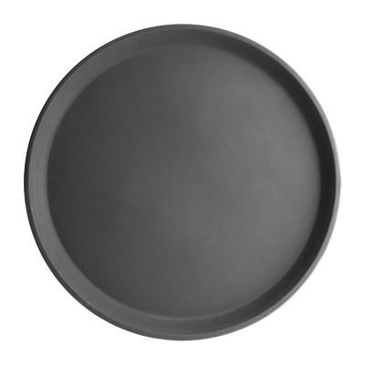 Bandeja redonda antideslizante 356mm Kristallon j846