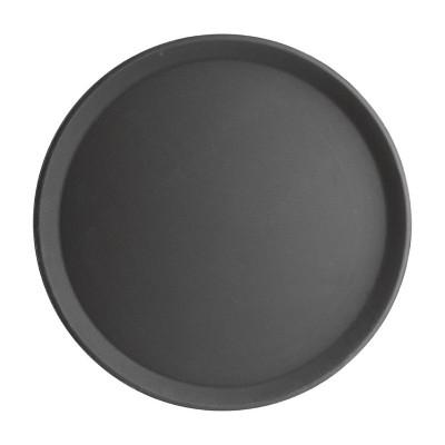 Bandeja redonda antideslizante 406mm Kristallon j847