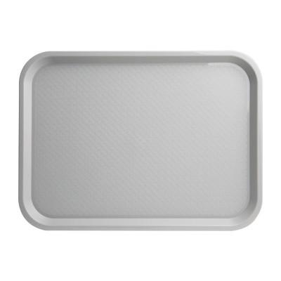 Bandeja Fast Food gris 305 x 415mm Kristallon p502