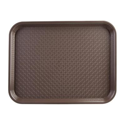 Bandeja Fast Food marron 305 x 415mm Kristallon p503