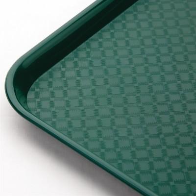 Bandeja Fast Food verde 305 x 415mm Kristallon p505