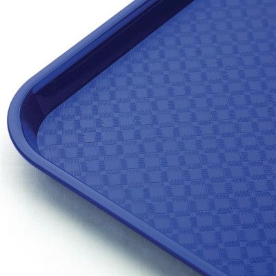 Bandeja Fast Food azul 305 x 415mm Kristallon p506