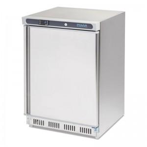 Refrigerador bajo mostrador acero inoxidable Polar cd080