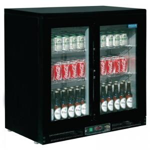 Enfriador expositor de bar 168 botellas Polar cf759