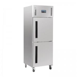 Armario frigorifico Polar GN una puerta doble cw193