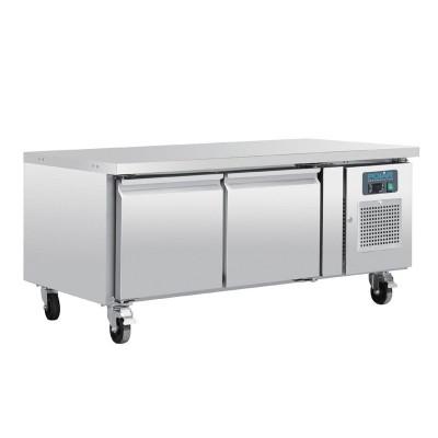 Mostrador refrigerado Polar GN Chef base 2 puertas da462
