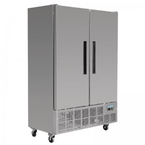 Congelador Slimline 2 puertas 960L Polar gd880