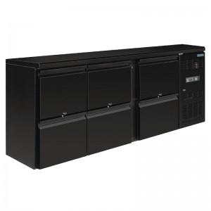Mostrador frigorifico Polar 6 cajones gl187