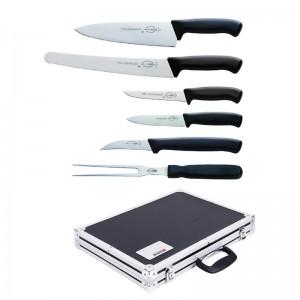 Juego de cuchillos y maleta magnetica Dick gf529