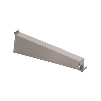 Soportes Gastro-M acero inoxidable para estantes 400mm gn190