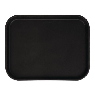 Bandeja rectangular negra Cambro- 460x355mm ct277