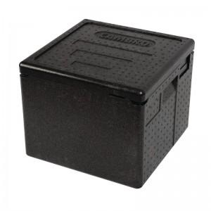 Caja pizza Cambro EPP CamGo 350x350x265mm (Interior) cw810