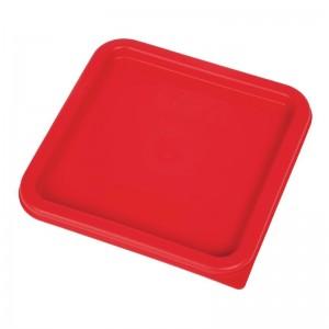 Tapa roja contenedor Cambro DB010 DB011 db015