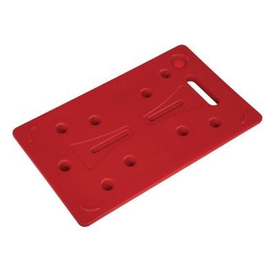 Placa caliente Cambro GN 1/1 para contenedores frontales y superiores db153