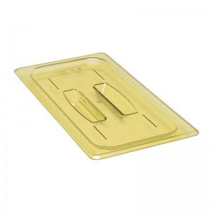 Tapa policarbonato calor con asa Cambro GN 1/3 dc963