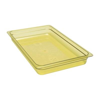 Cubeta para alimentos calientes Cambro de policarbonato GN-1/1 65mm dw478