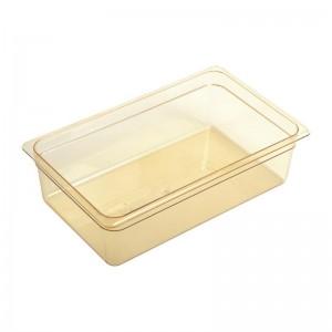 Cubeta para alimentos calientes Cambro de policarbonato GN-1/1 150mm dw480