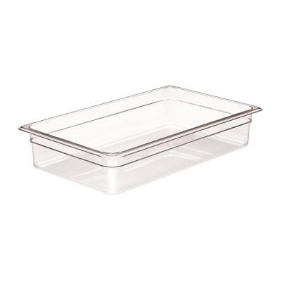 Cubeta sin BPA Gn1/1-10cm de profundidad dw531