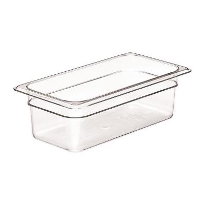Cubeta sin BPA Gn1/3-10cm de profundidad dw539