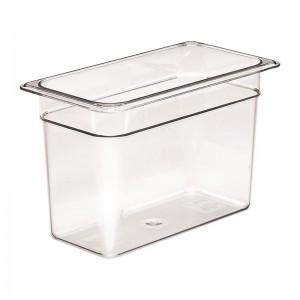 Cubeta sin BPA Gn1/3-20cm de profundidad dw541