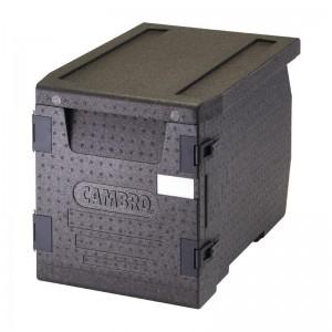 Contenedor de carga frontal Cambro CamGo EPP aislado tamaño 1/1 dw564
