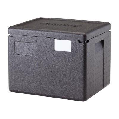 Contenedor de carga superior Cambro CamGo EPP aislado tamaño 1/2 200mm de profundidad dw571