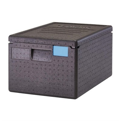 Contenedor de carga superior Cambro CamGo EPP aislado tamaño 1/1 200mm de profundidad dw574