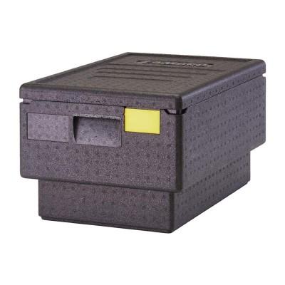 Contenedor de carga superior apilable Cambro CamGo EPP aislado tamaño 1/1 200mm de profundidad dw575