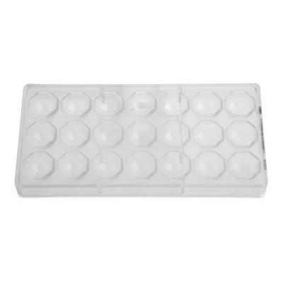 Molde para chocolate Schneider- 275x135mm 31x31x20mm dw290
