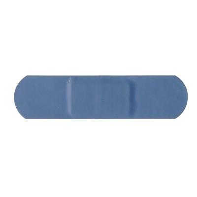 Tiritas azules estandar. 100 ud. cb442
