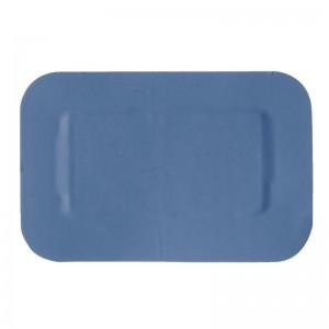 Tiritas de quita y pon azules. 50 ud. cb443