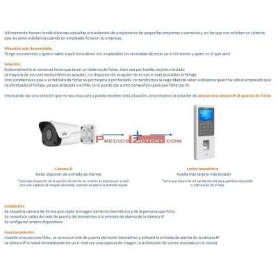 CAMARA IP UNIVIEW IPC2122SR3-APF40-C Cámara bullet