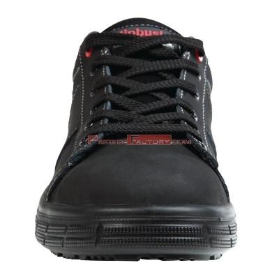 Zapatilla de seguridad Slipbuster de piel nobuk – Talla 38 bb420-38