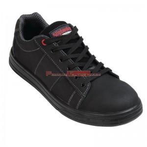 Zapatilla de seguridad Slipbuster de piel nobuk – Talla 42 bb420-42