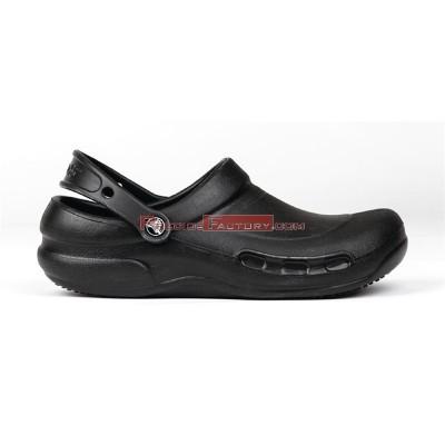 Zuecos crocs Bistro negros Crocs 37.5 a946-37.5