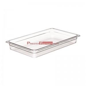 Cubeta sin BPA Gn1/4-6.5cm de profundidad dw542
